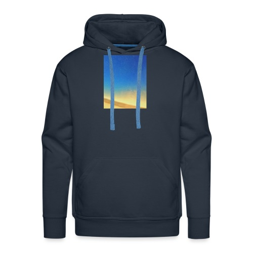 from airplane - Men's Premium Hoodie