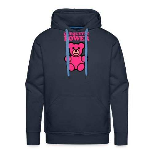 exhib 1 - Sweat-shirt à capuche Premium pour hommes