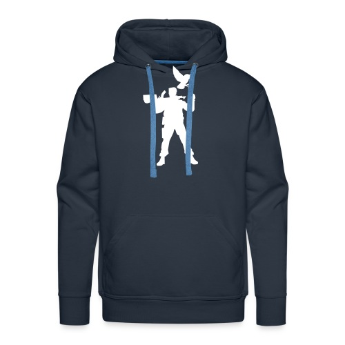 FREEDOME FIGHTER - Men's Premium Hoodie