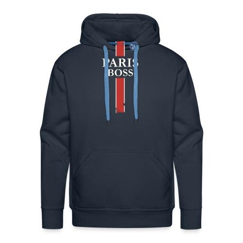 parisfinal11.png - Sweat-shirt à capuche Premium pour hommes