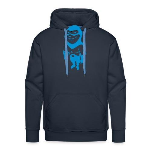 vl074a_superheld_1c - Männer Premium Hoodie