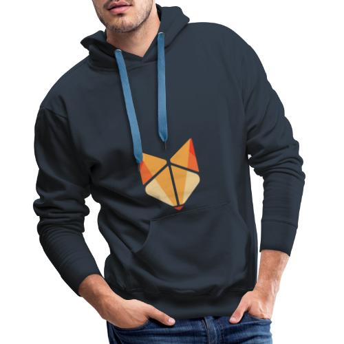 FOXT Icon - Men's Premium Hoodie