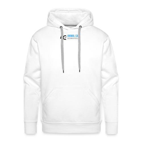 Sædding_Dyreklinik_ by Lattapon - Herre Premium hættetrøje