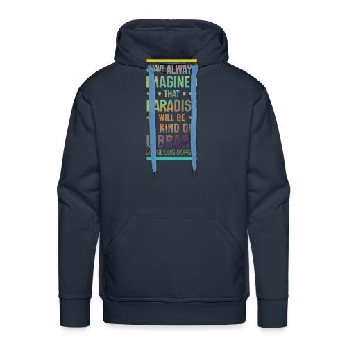 Paradise - Sweat-shirt à capuche Premium pour hommes