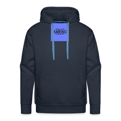 amenoViolet2 png - Sweat-shirt à capuche Premium pour hommes