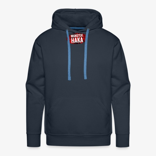 Munster Haka Logo - Men's Premium Hoodie