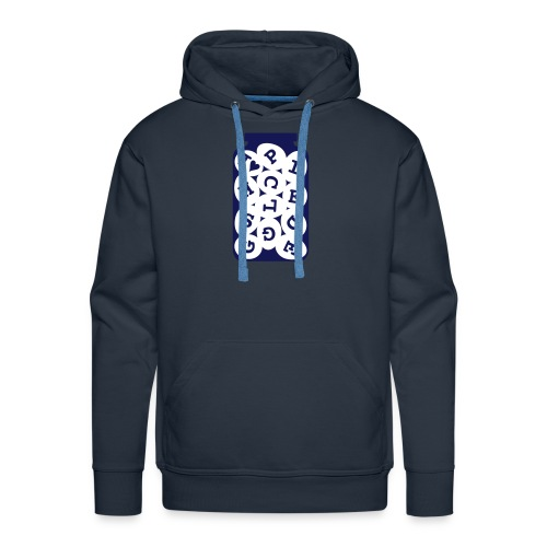 pickled eggs - Men's Premium Hoodie