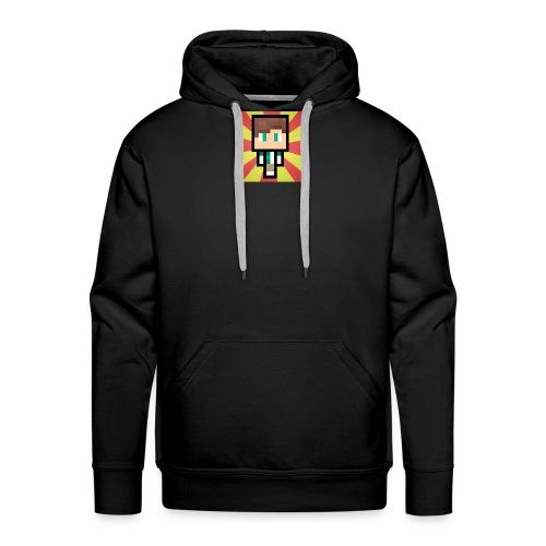 m crafter - Herre Premium hættetrøje