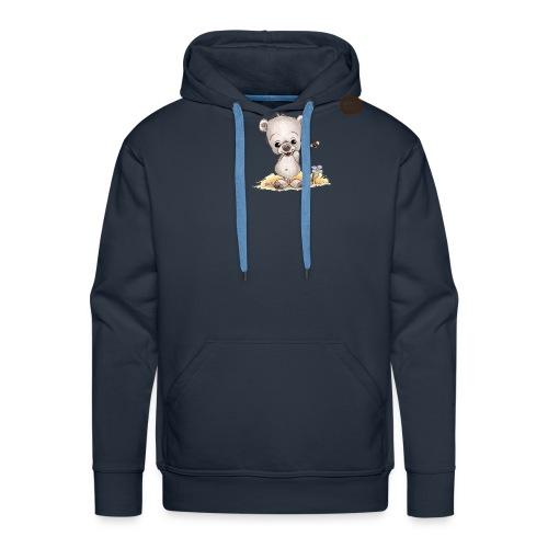 Noah der kleine Bär - Männer Premium Hoodie