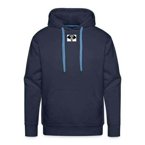 0578 - Sweat-shirt à capuche Premium pour hommes