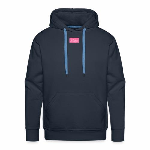 teelicious - Sweat-shirt à capuche Premium pour hommes