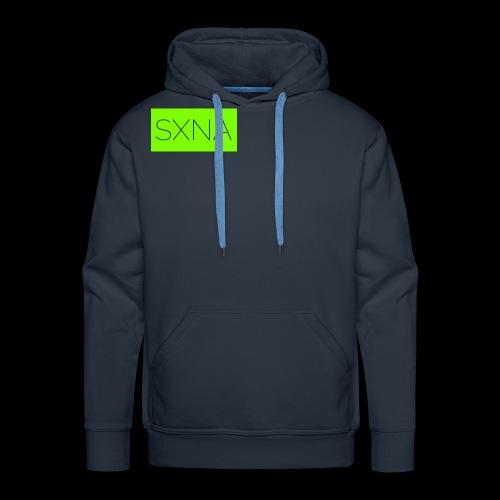 SXNA Boxed Green - Männer Premium Hoodie