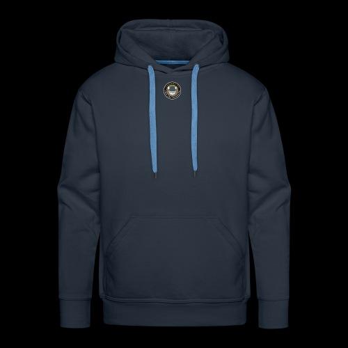 Tårnby FF logo - Herre Premium hættetrøje