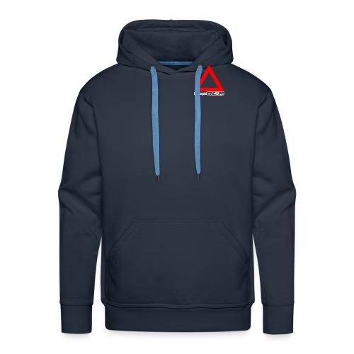 Intrepid Logo1 - Men's Premium Hoodie