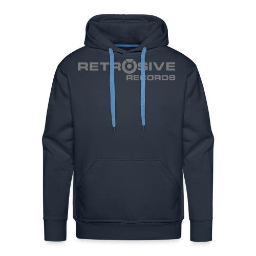 Logo_retrosive01 - Männer Premium Hoodie