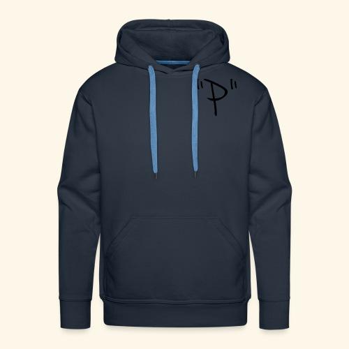 THE PSHIRT - Sweat-shirt à capuche Premium pour hommes