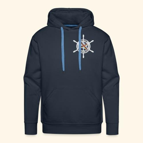 ROS 338 Besatzungs-T-Shirts - Männer Premium Hoodie
