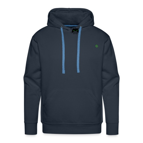 #gamesweekberlin Icon - Men's Premium Hoodie