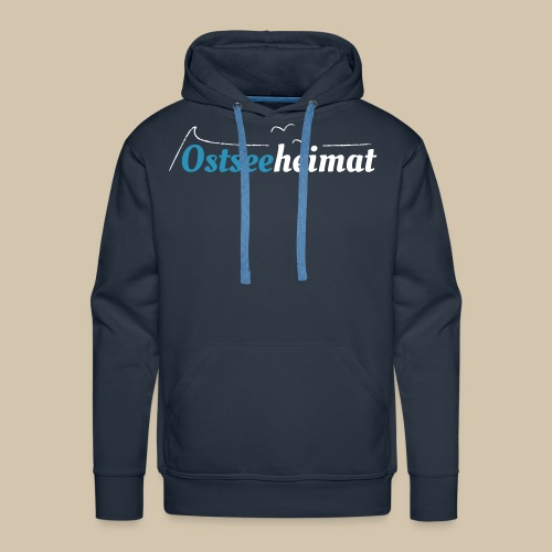 Ostseeheimat - Männer Premium Hoodie