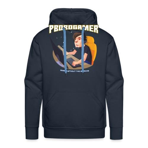 PBoroGamer Character - Men's Premium Hoodie