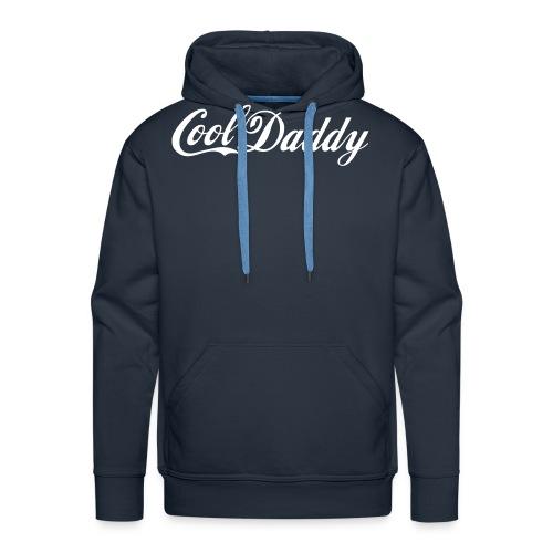 Cool Daddy - Mannen Premium hoodie