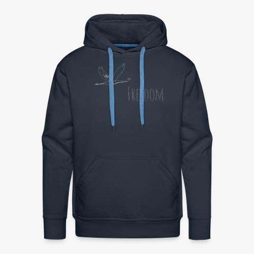 Freedom - Männer Premium Hoodie