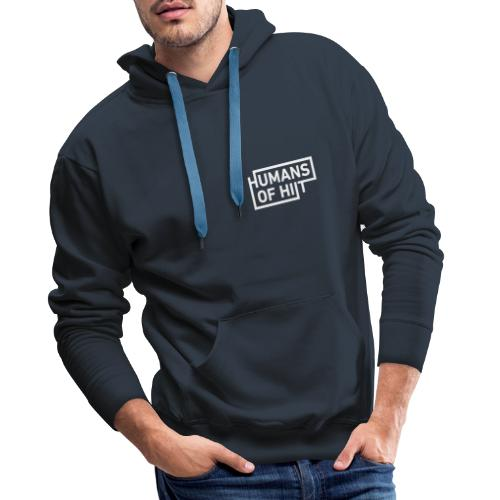 Humans of HIIT - Men's Premium Hoodie