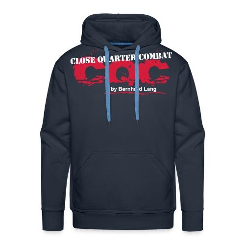 logo cqc transparent zugeschnitten - Männer Premium Hoodie