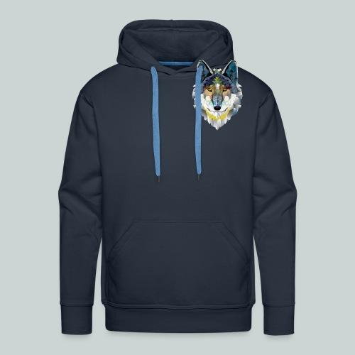 Nashoba - Sweat-shirt à capuche Premium pour hommes
