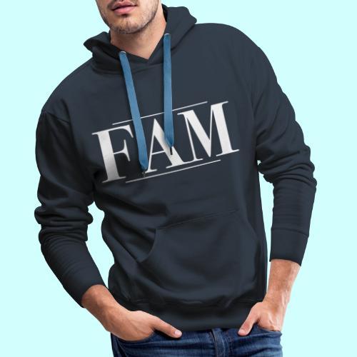 FAM merchandise #1 - Männer Premium Hoodie