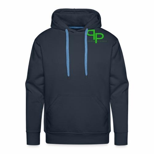 groen png - Mannen Premium hoodie