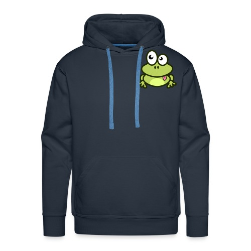 epic frog - Men's Premium Hoodie