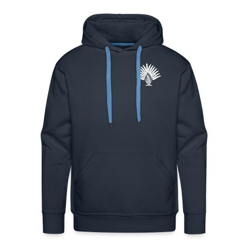 Arbre du Voyageur - Sweat-shirt à capuche Premium pour hommes