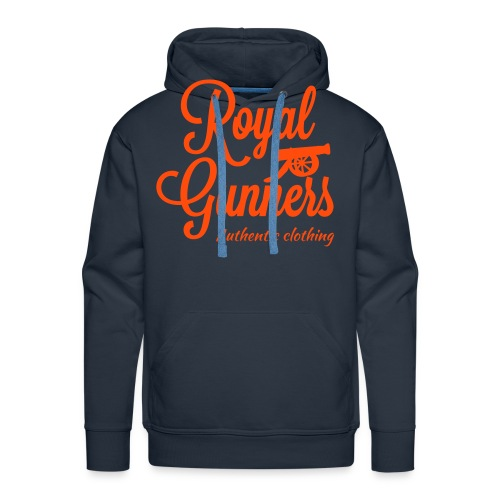 hoodies royal gunnersmodel 06 - Sweat-shirt à capuche Premium pour hommes