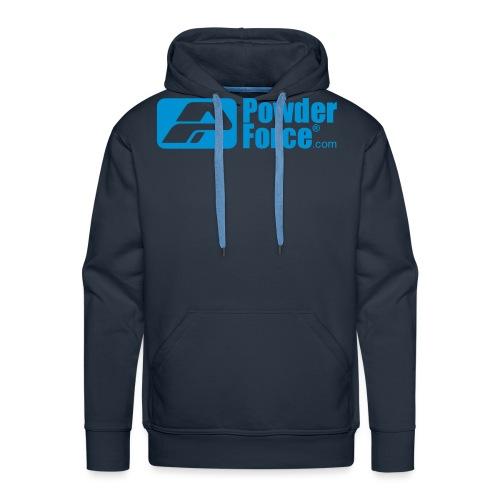 new logo - Männer Premium Hoodie