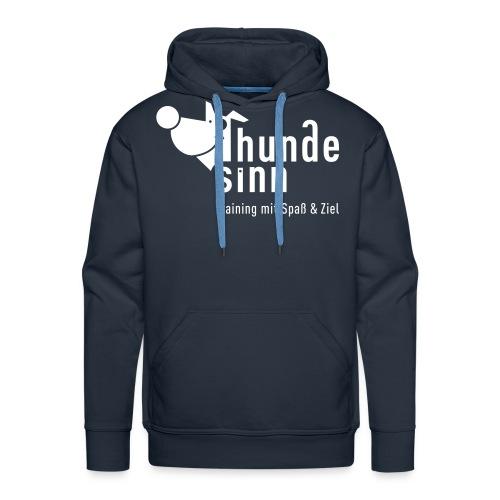HundeSinn R - Männer Premium Hoodie