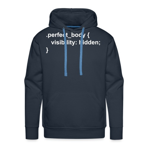 CSS Perfect Body - Männer Premium Hoodie