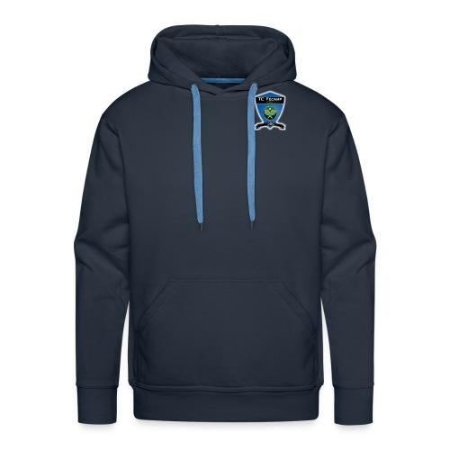 logo grand png - Sweat-shirt à capuche Premium pour hommes