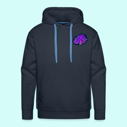 pieuvre - Sweat-shirt à capuche Premium pour hommes