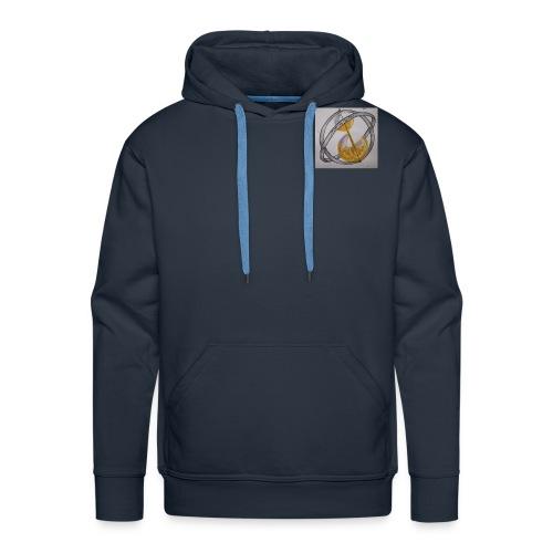 Logo original - Sweat-shirt à capuche Premium pour hommes