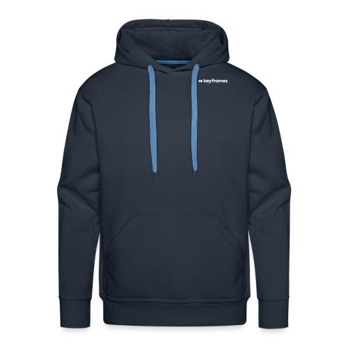 Keyframes - Mannen Premium hoodie
