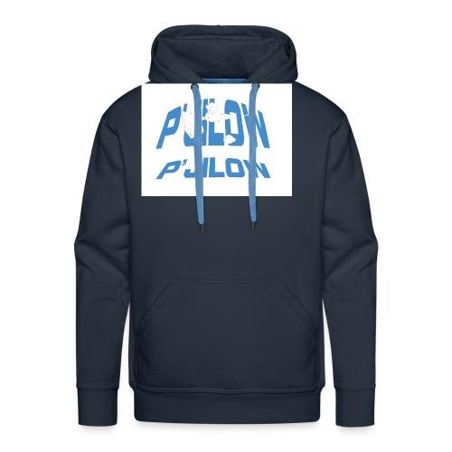 PjilowFONDB00101 jpg - Sweat-shirt à capuche Premium pour hommes