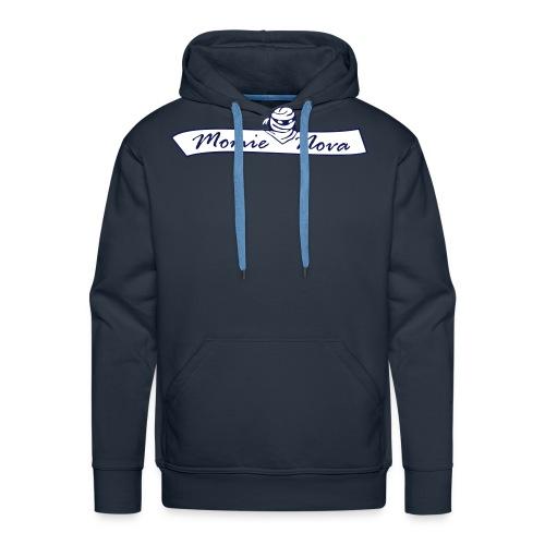 Momie Nova - Sweat-shirt à capuche Premium pour hommes