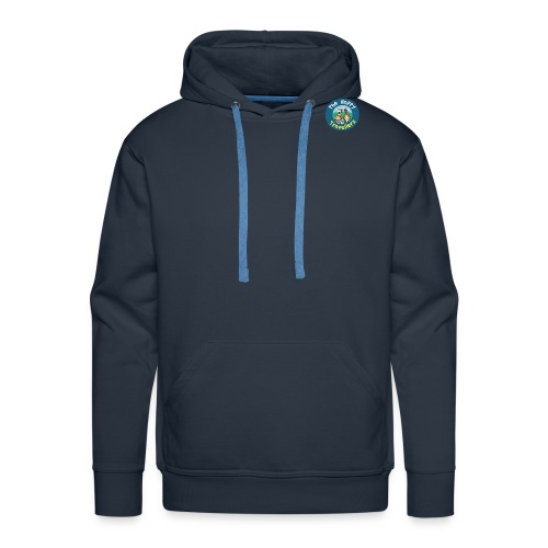 Happy Travellers ORIGINAL Logo Merch - Men's Premium Hoodie