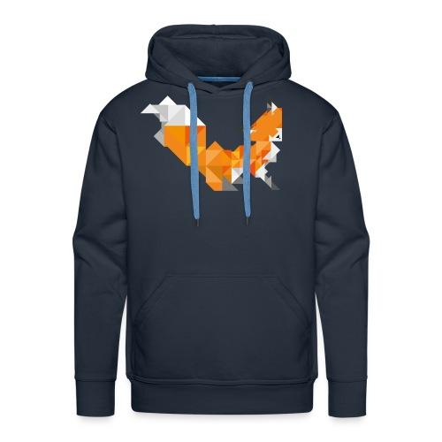 Foxy Triangle - Männer Premium Hoodie