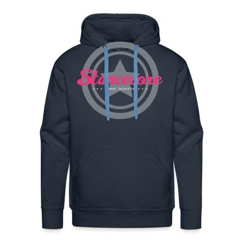 Stancecore SQUARE Logo - Männer Premium Hoodie