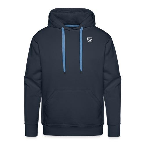 ZiM LOGO - Mannen Premium hoodie