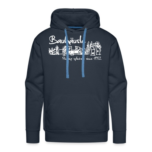 Original Picking splinters since 1982 - Männer Premium Hoodie
