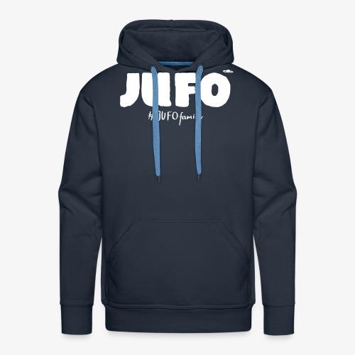JufoFamily white - Männer Premium Hoodie