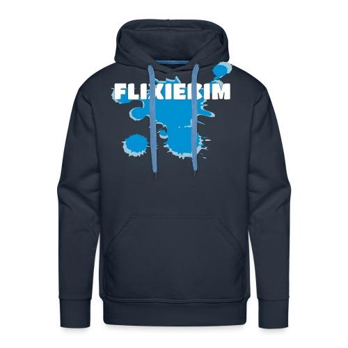 Flixiekim Splash, hoodie - Premiumluvtröja herr